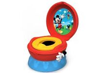 Mickey Mouse 2 in 1 Potty