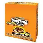 Supreme Protein Bars