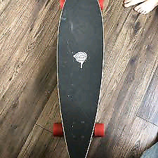 Longboard made by capix
