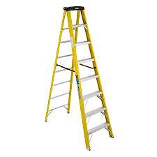 Step ladder wanted 8 ft
