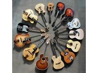Guitar Lessons - All Styles & Ages Catered For - Tutor Comes To You - Learn In Your Own Home