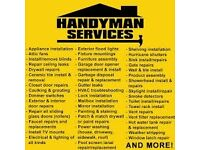 RELIABLE HANDYMAN cover all london , painting,tiling,flooring,plumbing,electrical more more....