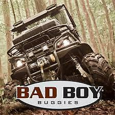 Clear out on all instock Bad-Boy Buggies