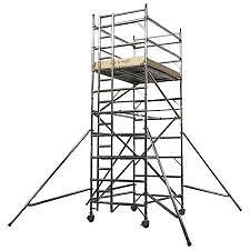 Aluminum Scaffold 2.4 x 1.2 x 6.4mt high or 3.2mt high x 2 Murray Bridge Murray Bridge Area Preview