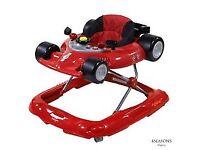 baby Walker Race Car