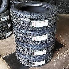 275/55/20 Goodyear Wrangler SRAs all Season Tires $189 each