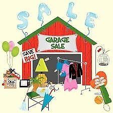 Garage Sale from 11am