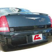 Chrysler 300C Spoiler