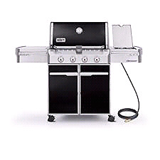 ***New*** Weber Summit E-420