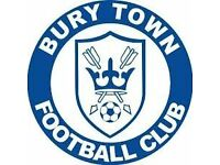Bury Town Under 18s looking for Sponsors!!