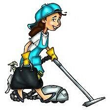 Cleaning service available + ironing and cooking