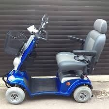 2 mobility scooters