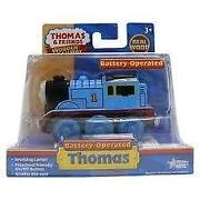 Thomas The Train Wooden Battery Operated
