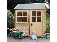 4 x 4 Shire Playhouse Brand-New - Free Delivery