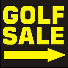 ********* USED GOLF CLUB SALE--MANY GREAT MODELS!! ********
