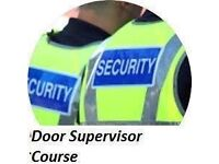 Security Training Courses, Door Supervisor, Sia Licence Training courses at Hounslow