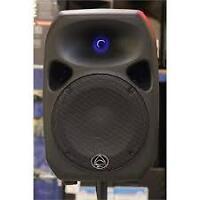 Wharfedale Powered Speakers (1pair)