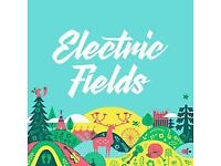 2 tickets to electric fields