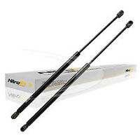 2 NEW Rear Liftgate Tailgate Hatch Struts 2000-2007 Ford Focus