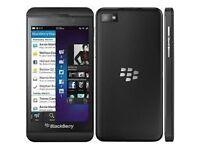 Blackberry Z10 Unlocked in Good Working Condition