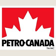 Petro Canada with two Food Business