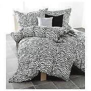 Zebra Bettwäsche