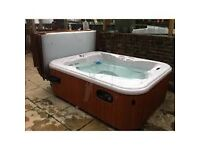 Fully serviced pre owned USA Hot Tub