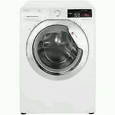 GRADED HOOVER DXOA410C3 10KG WASHING MACHINE - WHITE WITH 12 MONTHS WARRANTY