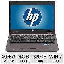 """HP LAPTOP HUGE SALE"" HP PROBOOK , INTEL i3 , 4GB RAM, 250GB , HDMI, WEBCAM, WIFI....."