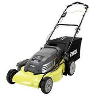 LAWN MOVER SELF PROPELLED 48V0LT CORDLESS
