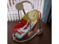 Mamas & Papas - Dream Swing - Fun on the Farm boxed in great condition