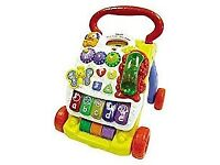 Vtech First Steps Baby Walker - Pre-owned, Great Condition!