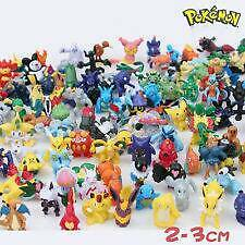 POKEMON Mini Figures x12