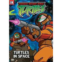 TMNT Items - 2 Figures, 2 Books, DVD, Cards & MORE