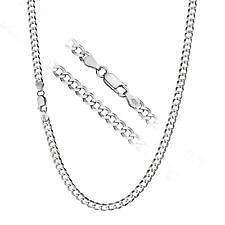 men s 925 sterling silver chain