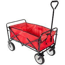 folding utility carts