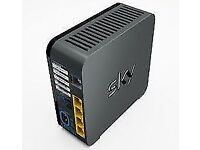 Sky hub / wifi router model SR102 - excellent condition - east london