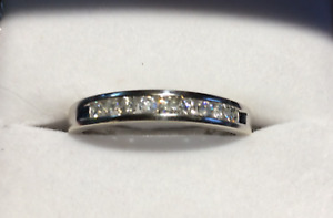 Diamond ring in a 14K gold setting