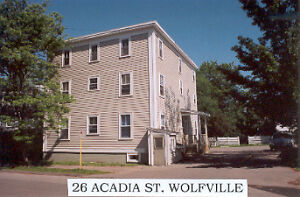Acadia students - 26 Acadia St., Wolfville
