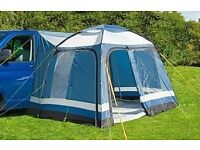 Drive-away awning for Campervan etc