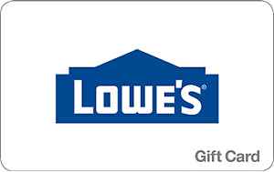 Looking to Buy Lowes or Home Depot Gift Card