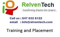 java j2ee Big Data hadoop android training placement mississauga