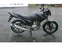 Yamaha Ybr 125 looking for 600c+ or off road bike