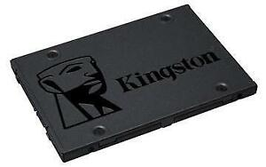 "KINGSTON DIGITAL A400 SSD 120GB SATA 3 2.5"" SOLID STATE DRIVE SA400 - NEW $49"