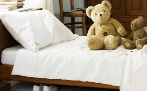 * New * Barnaby Button Teddy Bear Mamas & Papas Quilt & Pillow Case Set RRP £72