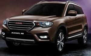 2016 Haval H6 LUX SUV West Tamworth Tamworth City Preview