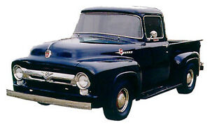 1954 to 1956 Ford Pickup Wanted