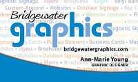 Bridgewater Graphics – Graphics, Web Design, Signage and More