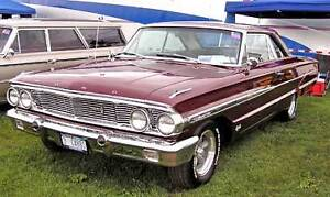 1964 Galaxie 500 Fastback Coupe
