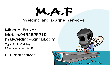 MAF WELDING AND MARINE SERVICES